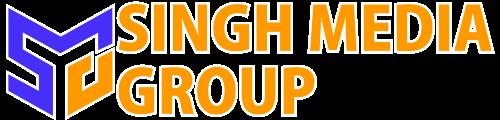 Singh Media Group Logo with border